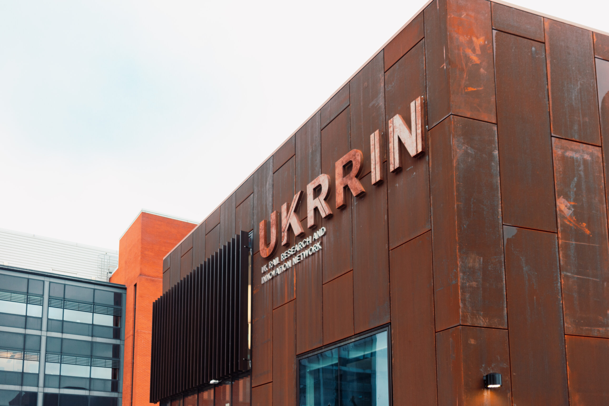 New UKRRIN railway research centre