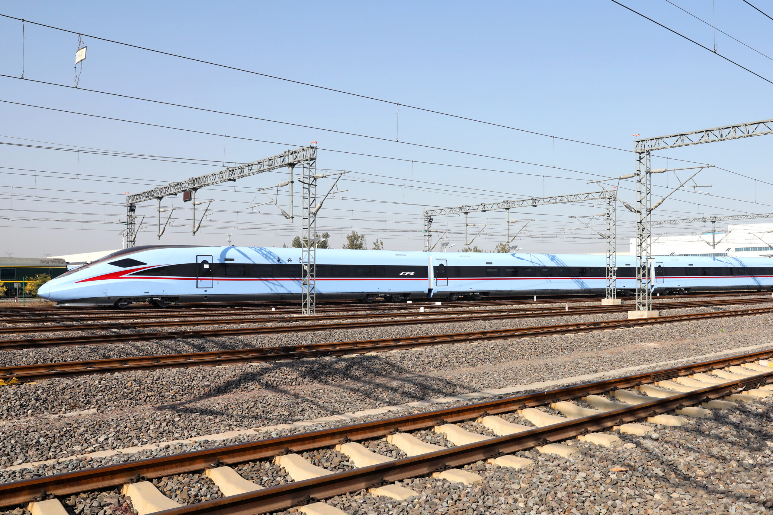 Bombardier JV wins CR300AF Fuxing high-speed train contract in China