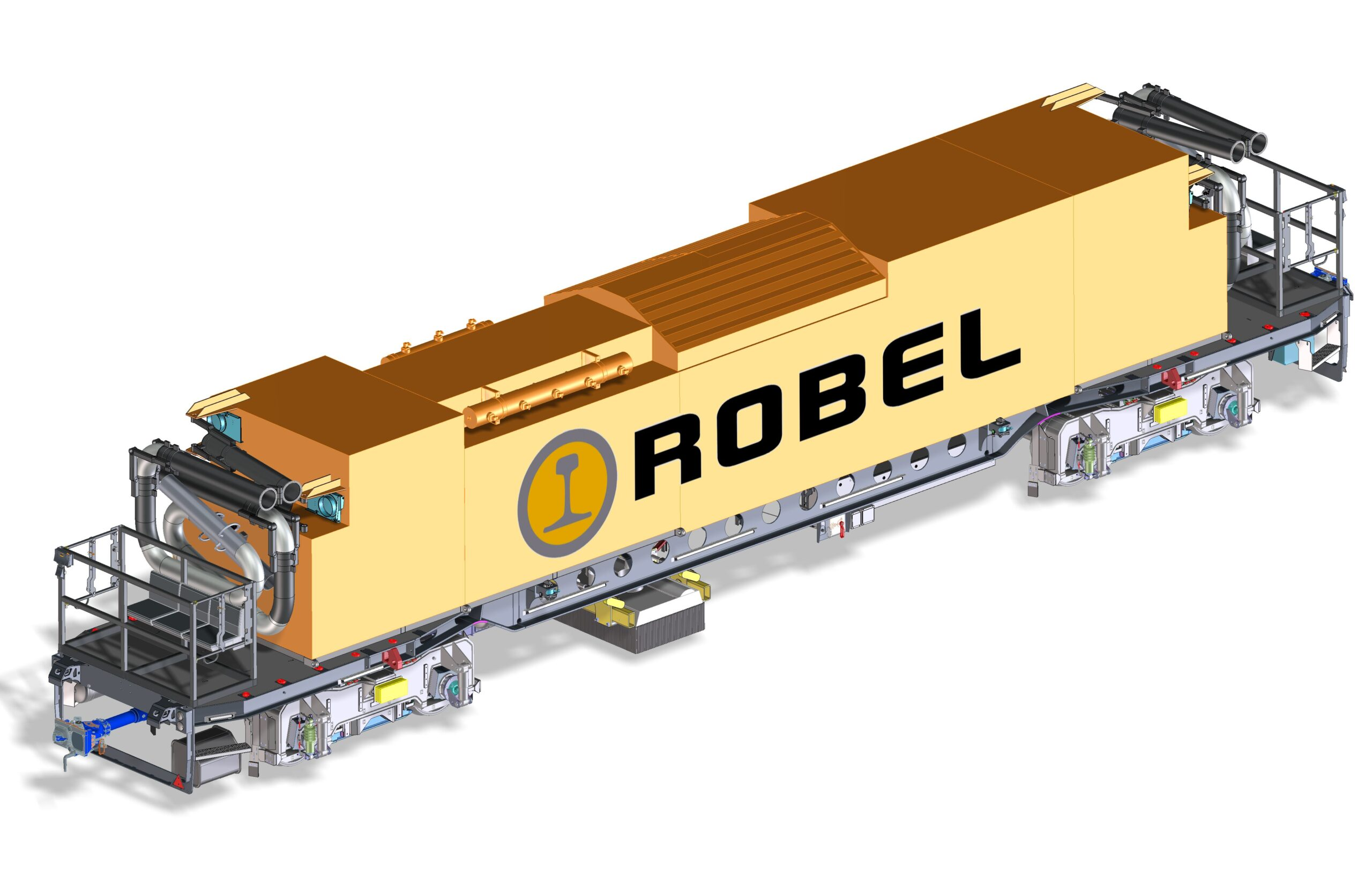 ROBEL Cleaning System – ROCLEAN