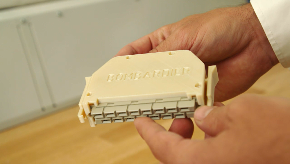 Stratasys 3D Printing Connector