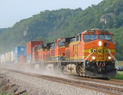 BNSF Wins Train Crossing Law Court Case in Oklahoma