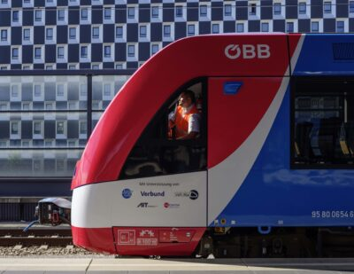 Coradia iLint Hydrogen Train Completes 3 Months in Austria