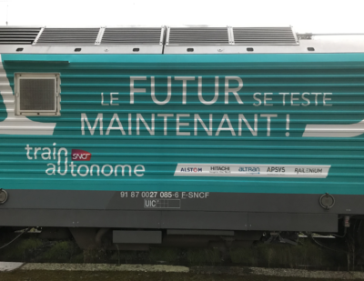 First Semi-Autonomous Train Runs on French Rail Network