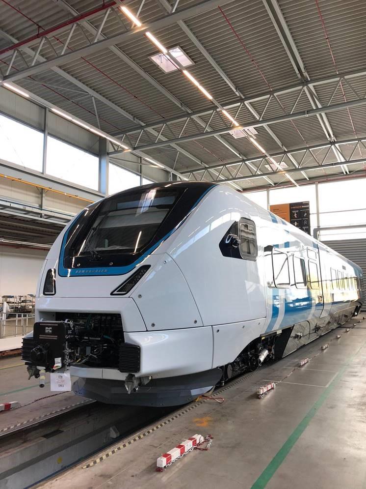 Bombardier ZEFIRO for Västtrafik