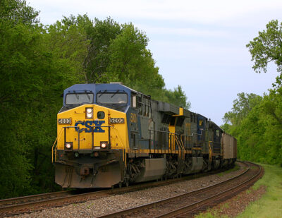 Class 1 Railroad CSX to Acquire Pan Am Railways