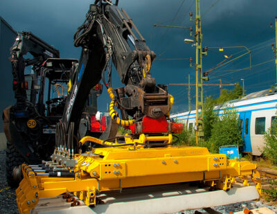 Zonis Adopts Pandrol's Sleeper Layer SL400 for Belgrano Railway Renewal Project