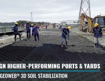 Webinar: Port & Intermodal Yard Stabilization