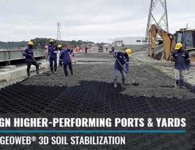 Webinar: Port & Intermodal Yard Stabilization