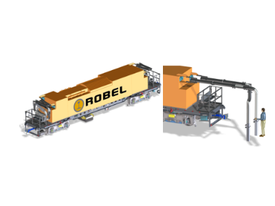 Roclean: Robel Cleaning System for Vienna Underground Network