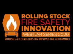 Rolling Stock Fire Safety Innovation 2020 Logo