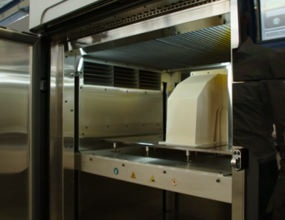3D Printing: Efficient Production with Bombardier