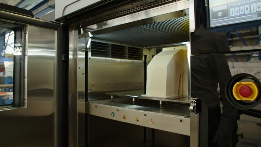 Stratasys F900 3D Printer