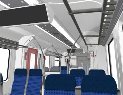 Bombardier to Modernise Stuttgart S-Bahn Trains