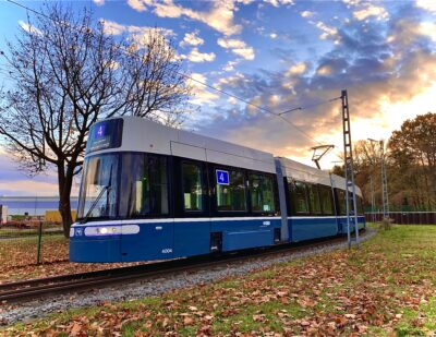 Zurich to Get 40 Additional FLEXITY Trams