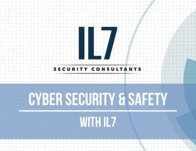 Cyber Security & Safety with IL7