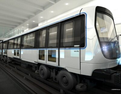 Marseille and Alstom Reveal Future Metro Design