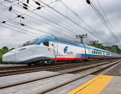 Amtrak CEO To Congress: These Are Our 5 Key Requests
