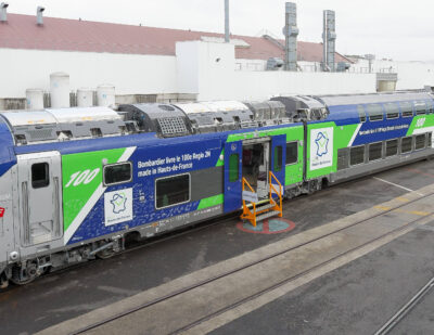 Bombardier to Supply 33 OMNEO Regio 2N Trains to SNCF
