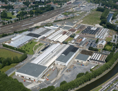 Bombardier to Increase Production Capacity in Belgium