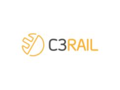 C3 Rail Logo