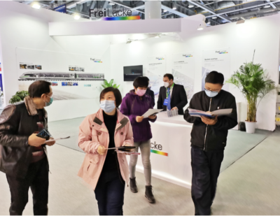 Review Trade Fair ITIE/China 2020