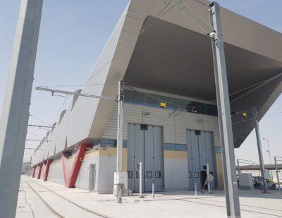 Jewers Doors Swift Lusail Light Rail