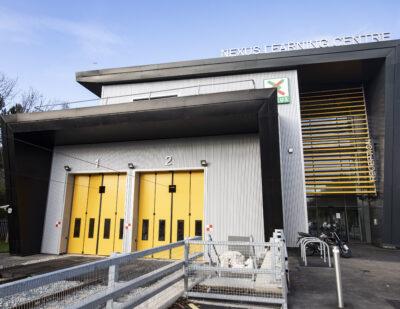 Jewers Doors Swift Nexus Training Facility