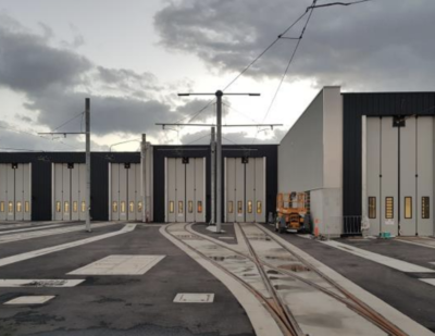 Jewers Doors Open Sydney Light Rail Depot