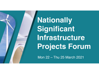 Nationally Significant Infrastructure Projects Forum