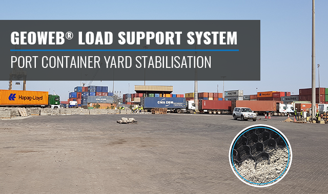 GEOWEB® Load Support System