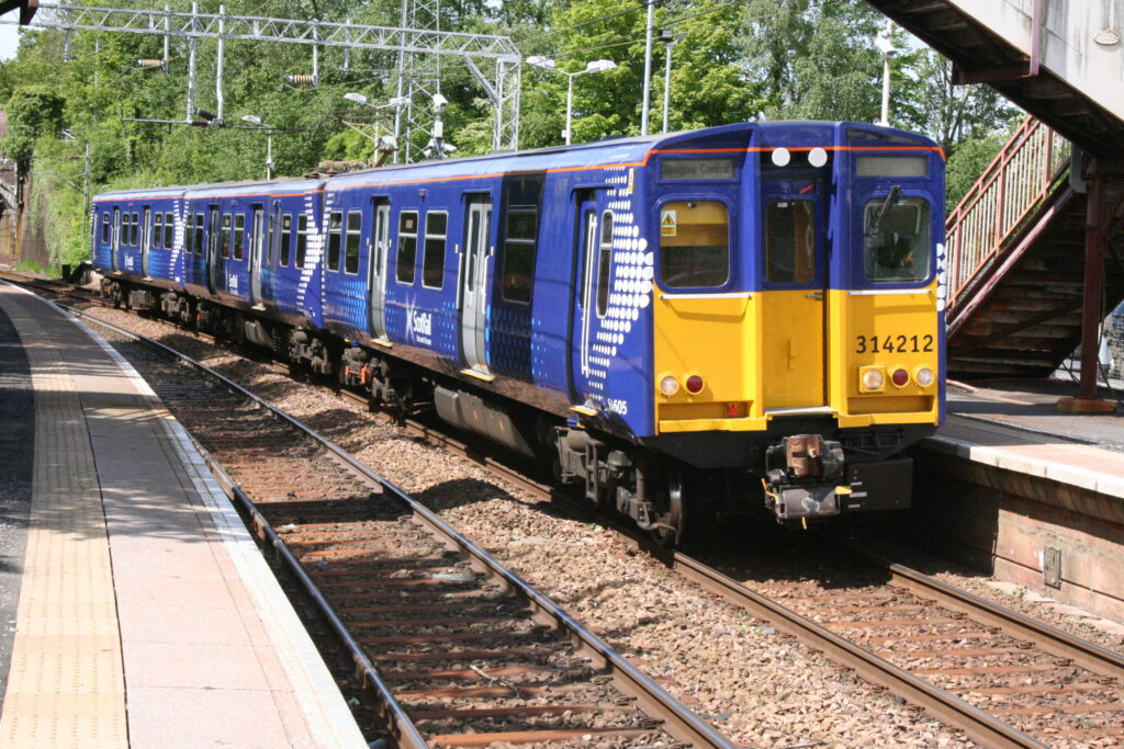 ScotRail Class 314