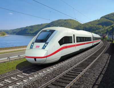 Siemens Mobility to Service Deutsche Bahn's ICE 4 Trains