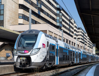 Bombardier to Supply Three Additional Trains to SNCF