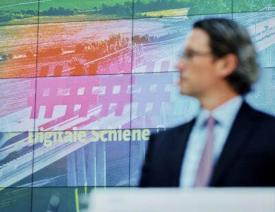 German Transport Ministry to Fund ERTMS for the First Time