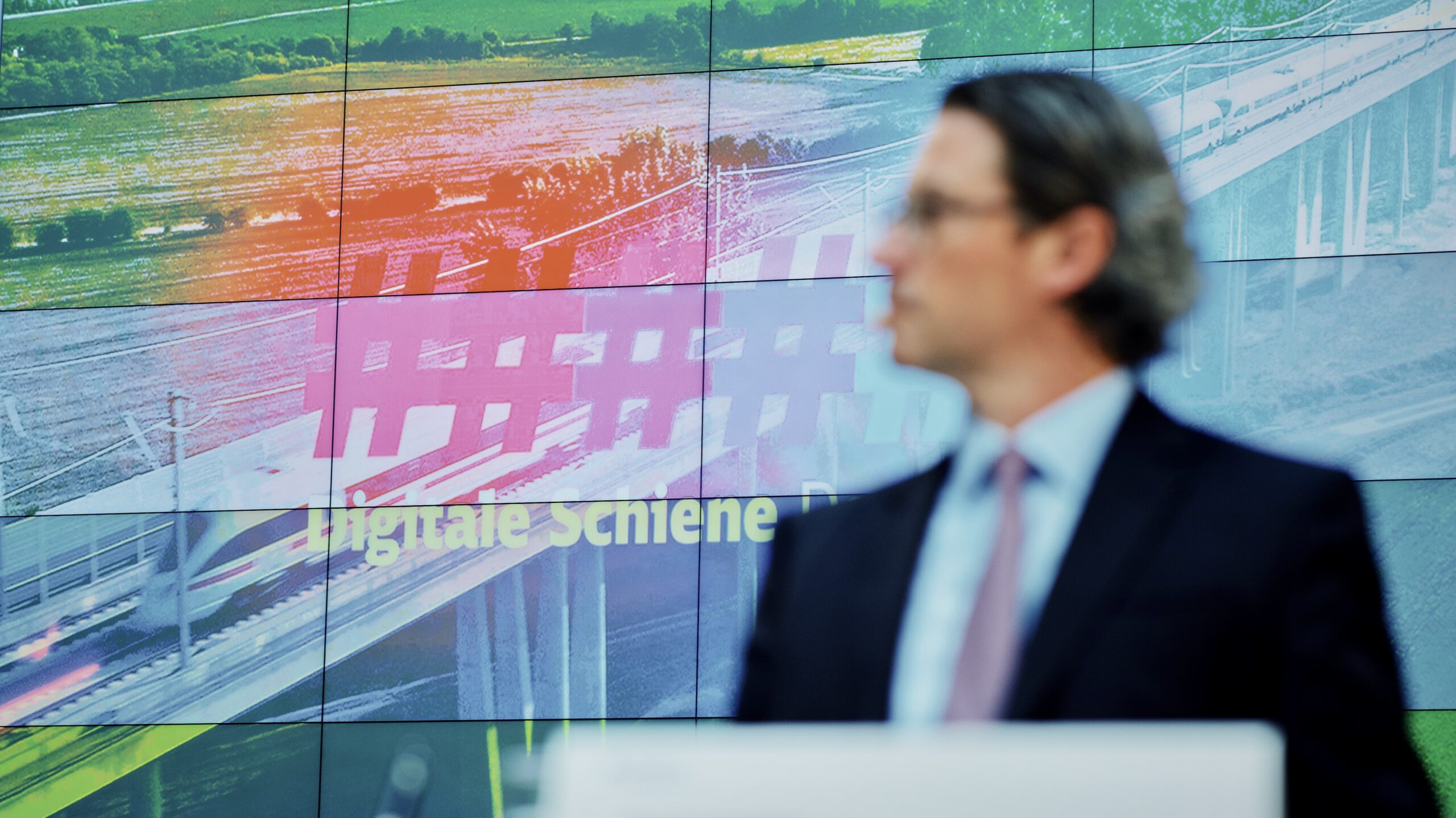 Digital railway - German government funds ERTMS on trains for the first time