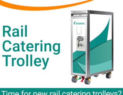 Rail Catering Trolley – Bespoke Design