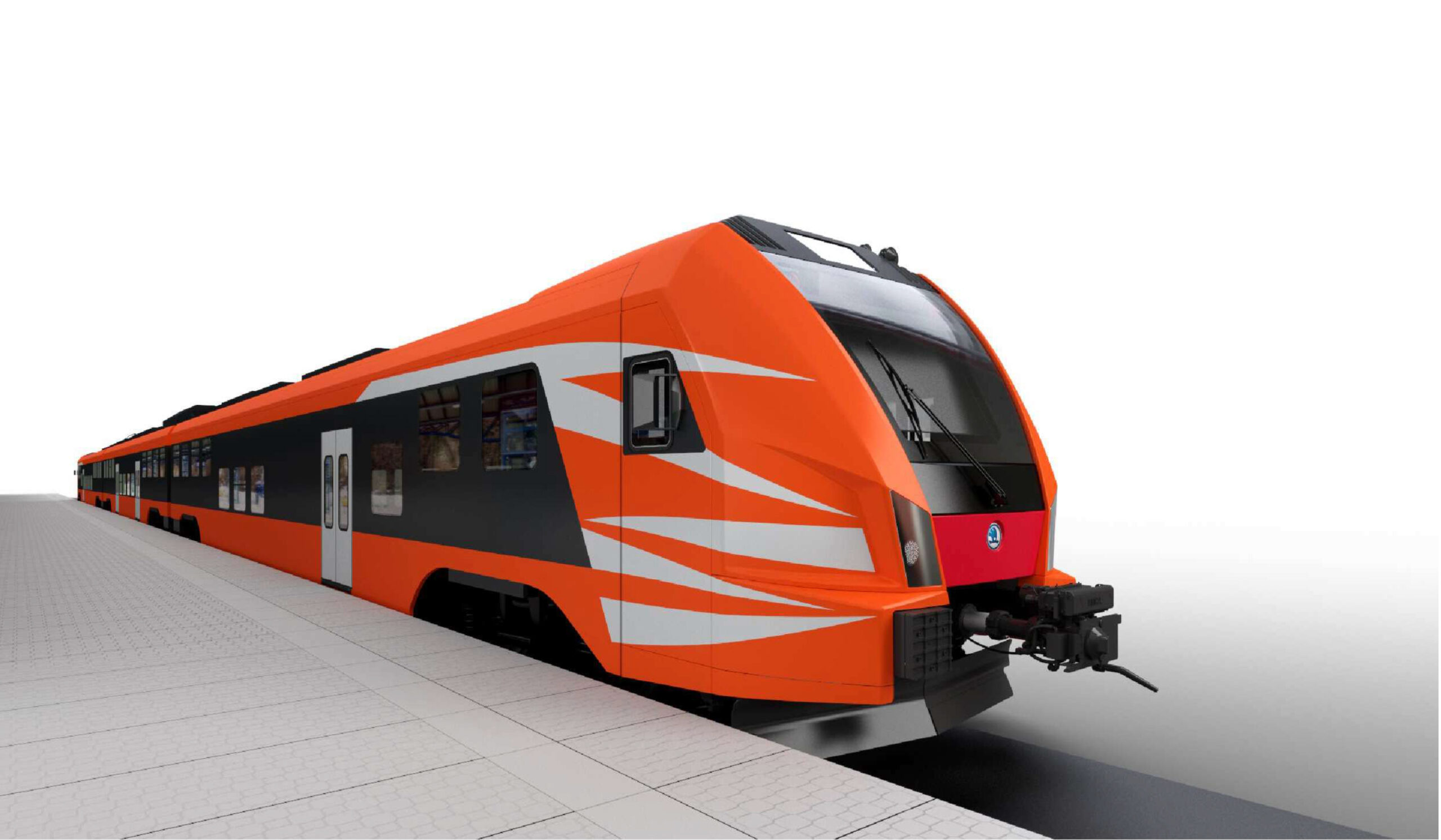 Skoda Transportation EMU for Estonia