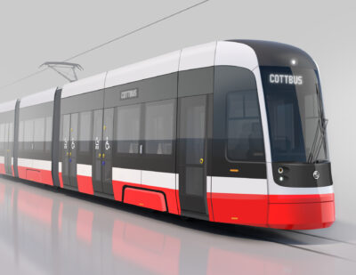 Skoda Transportation to Supply Trams to Brandenburg