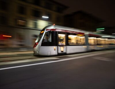 Hitachi Rail Successfully Tests First Battery-Powered Tram