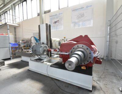 Gmeinder Rail Maintenance Vehicle Drives