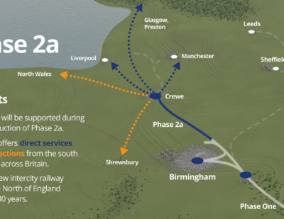 BREAKING: HS2 Phase 2a Is Given Royal Assent