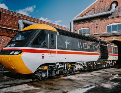 East Midlands Railway Retires Its InterCity 125 Fleet