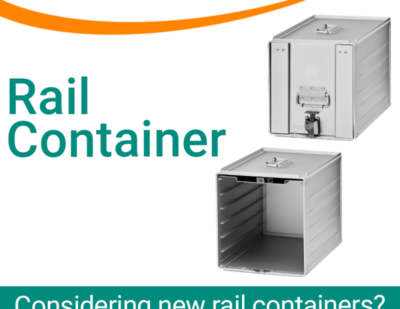 For Rail Containers Contact Korita Aviation!