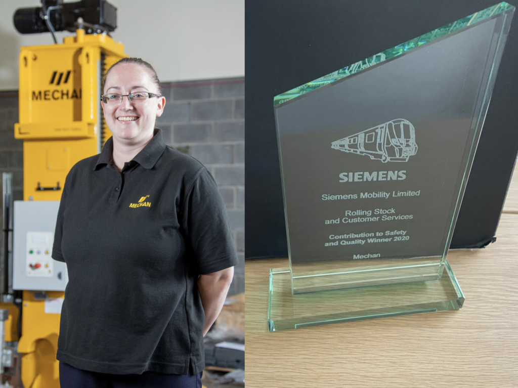 Mechan Award Siemens