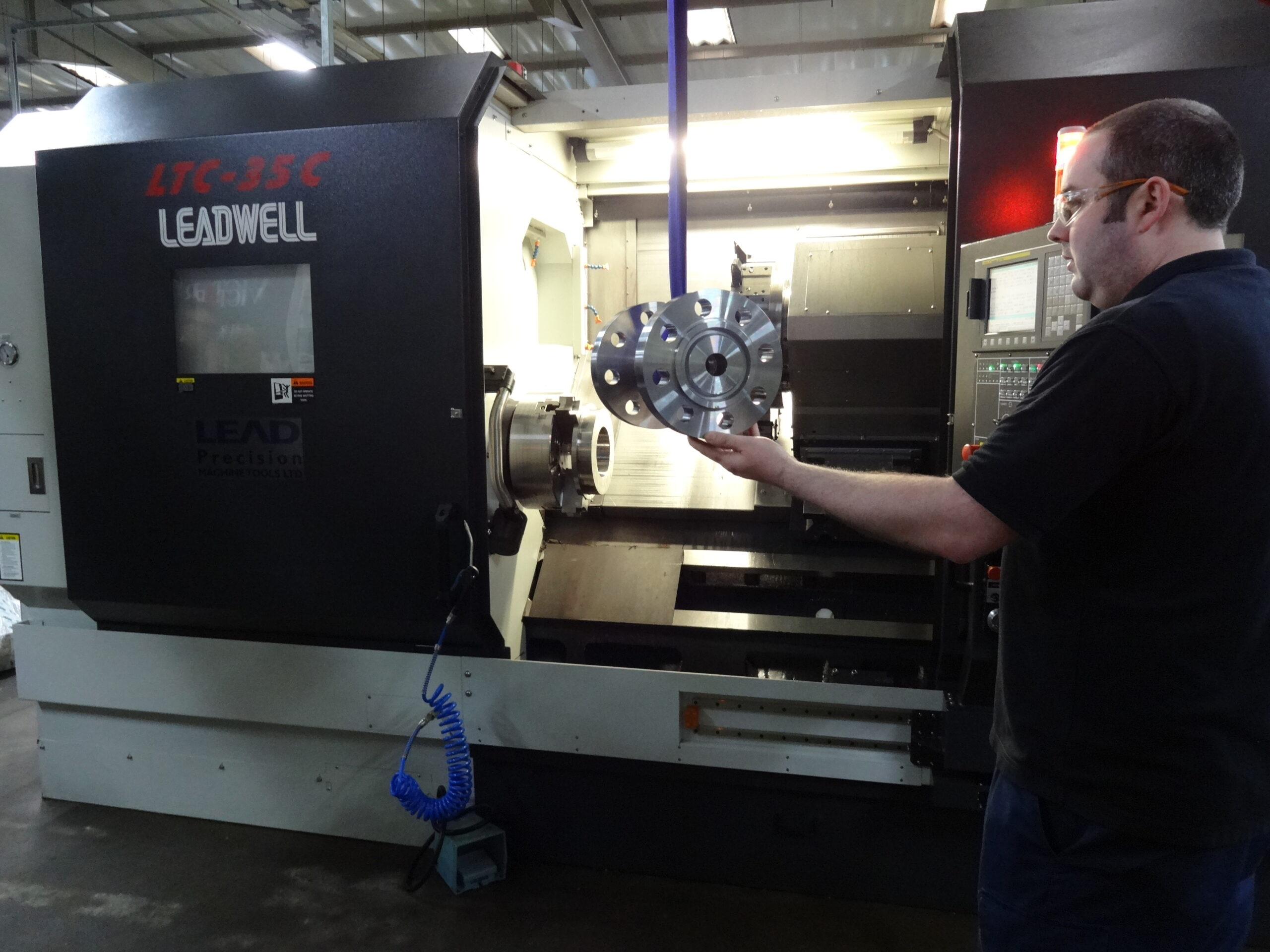 CNC Heavy Duty Turning Machines
