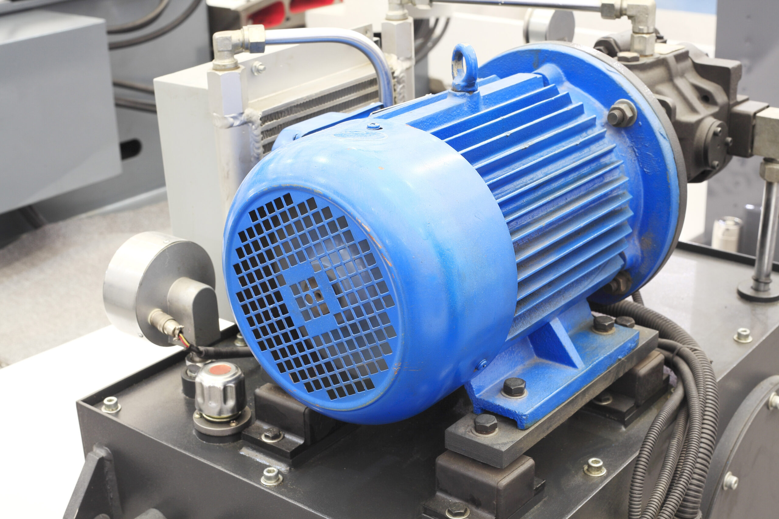 Gears and Machined Components for Electric Motors