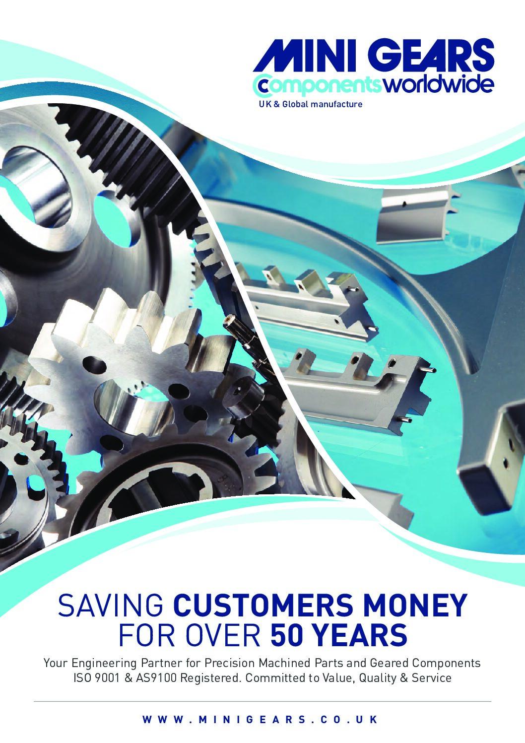 Mini Gears Brochure