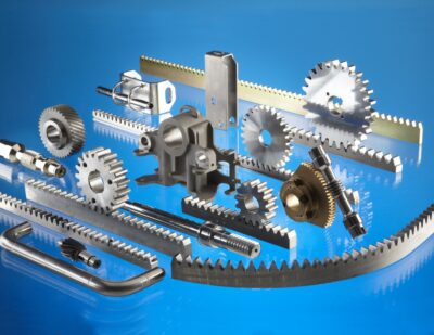 Mini Gears Machined Components, Gears and Racks