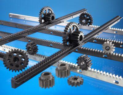 Mini Gears Racks and Pinions