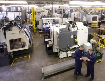 Mini Gears Manufacturing Facility